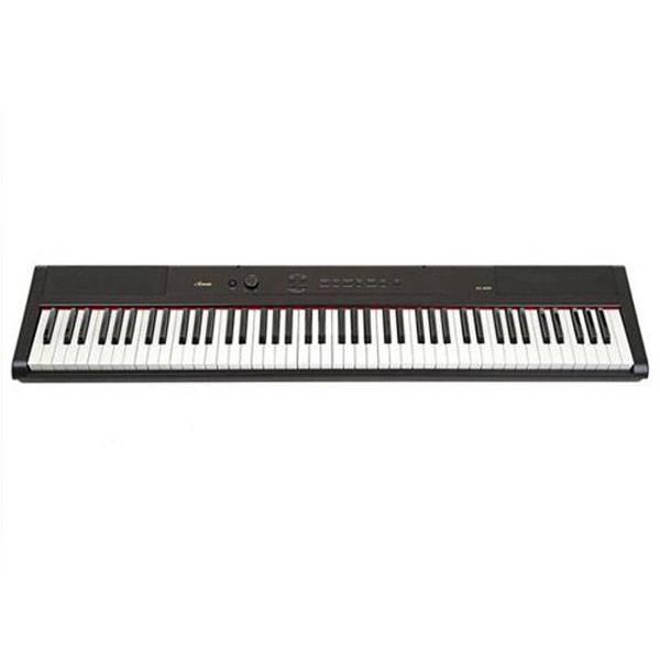PIANO ELECTRICO ARTESIA COLOR BLANCO-TECLAS PESADAS-8 VOCES-POLIFONIA 32 VOCES-PEDAL DE SUSTAIN