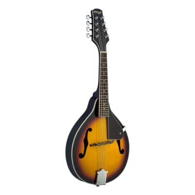 MANDOLINA STAGG BASSWOOD COLOR VIOLINBURST