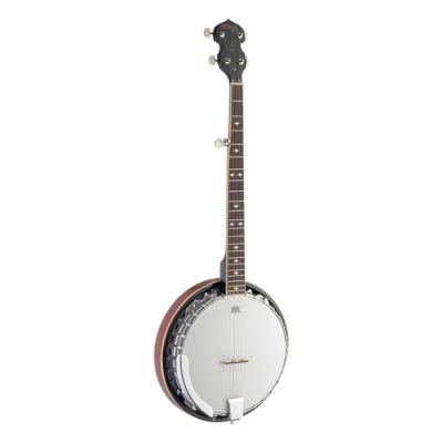 BANJO STAGG 5 CUERDAS RESONADOR METALICO