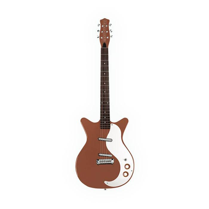 GUITARRA DANELECTRO 59M NEW OLD STOCK COLOR COPPER