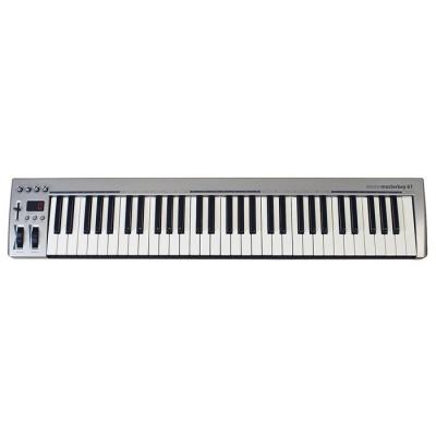 CONTROLADOR MIDI ACORN 61 NOTAS