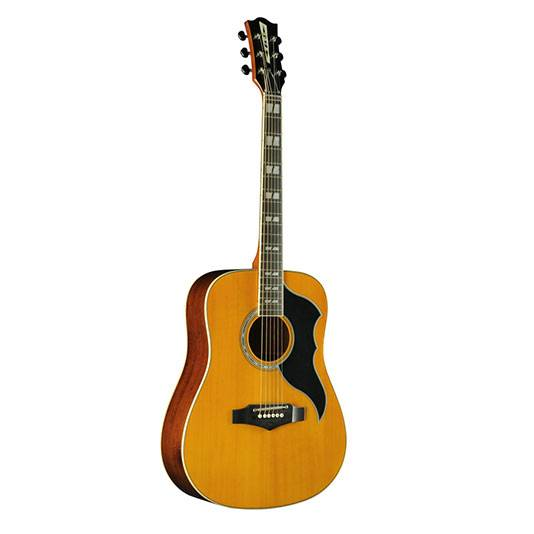 GUITARRA ACUSTICA EKO RANGER VINTAGE FOLK CON EQ-COLOR NATURAL
