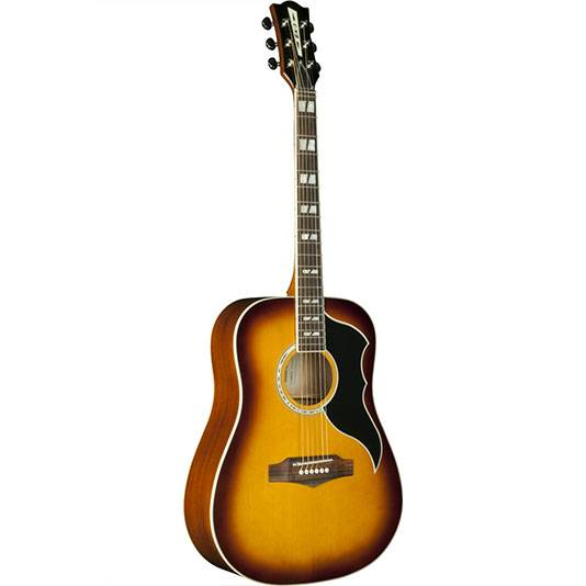 GUITARRA ACUSTICA EKO RANGER VINTAGE FOLK-COLOR HONEYBURST