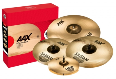 SET SABIAN AAX-PLOSION PERFORMANCE INCLUYE HIHAT 14