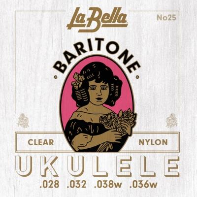 ENCORDADO LA BELLA DE UKELELE BARITONO