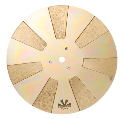 PLATILLO SABIAN 10'' CHOPPER