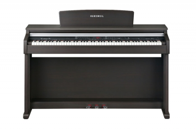 KA150SR PIANO DIGITAL KURZWEIL 88 NOTAS CON MUEBLE-128 SONIDOS-26 RITMOS-68 VOCES POLIFONIA-USB/MIDI-COLOR MARRON