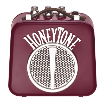 AMPLIFICADOR DANELECTRO HONEY TONE MINI BURGUNDY