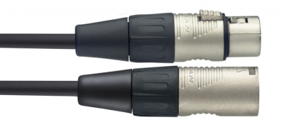 CABLE STAGG PRO CANON-CANON 3mts