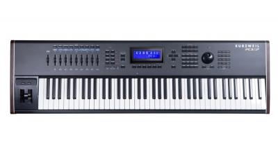 PC3A7 SINTETIZADOR KURZWEIL 76 TECLAS SEMIPESADAS-USB/MIDI-KORE64-1300 SONIDOS