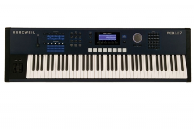 PC3LE7 SINTETIZADOR KURZWEIL 76 TECLAS SEMIPESADAS-USB/MIDI-PERFORMANCE CONTROLLER