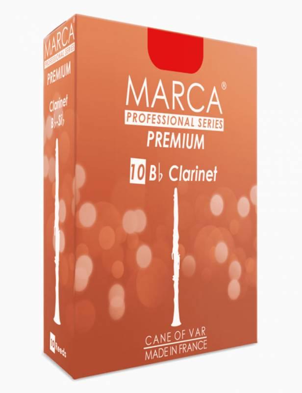 CAÑAS MARCA CLARINETE Bb PREMIUM N 2.5x10