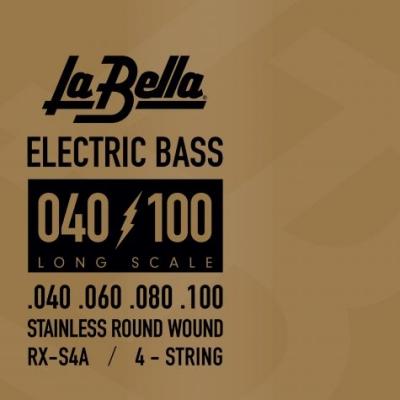 ENCORDADO LA BELLA DE BAJO RXS 040-060-080-100