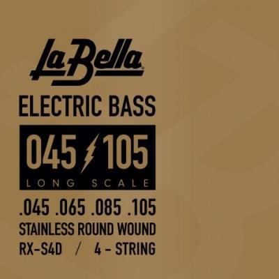 ENCORDADO LA BELLA DE BAJO RXS 045-065-085-105