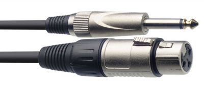 CABLE STAGG CANON-PLUG 3 mts