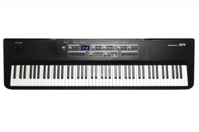 SP1 STAGE PIANO KURZWEIL 88 NOTAS PESADAS-POLIFONIA 256 VOCES-LIVIANO 12.3KG