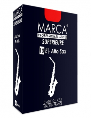 CAÑAS MARCA SAXO ALTO SUPERIEURE N 2.5x10