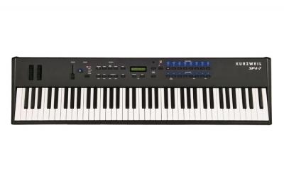 SP47 STAGE PIANO KURZWEIL 76 TECLAS SEMIPESADAS-PITCH-USB/MIDI