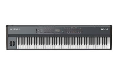 SP48 STAGE PIANO KURZWEIL 88 TECLAS PESADAS-128 SONIDOS-PITCH-USB/MIDI