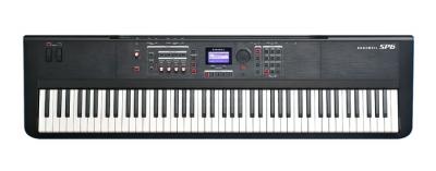 SP6 STAGE PIANO KURZWEIL  88 NOTAS PESADAS-POLIFONIA 128-2GB DE SONIDOS-12.3 KG
