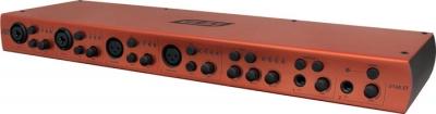 PLACA DE AUDIO ESI 16 CANALES -USB 2.0 24bit/96khz-USB-INPUTS MIC-GUITARRA-LINEA