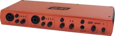PLACA DE AUDIO ESI 8 CANALES -USB 2.0 24bit/96khz-USB-INPUTS MIC-GUITARRA-LINEA
