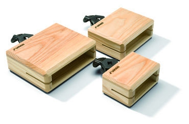 CENCERRO DE MADERA SONOR LARGE CON HOLDER