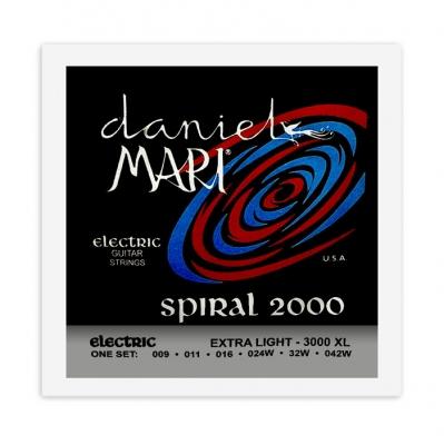 ENCORDADO DAMARI DE GUITARRA ELECTRICA 009-042