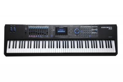 PC4 SINTETIZADOR KURZWEIL TECLAS PESADAS-USB/MIDI-POLIFONIA 256 VOCES-2GB DE SONIDOS