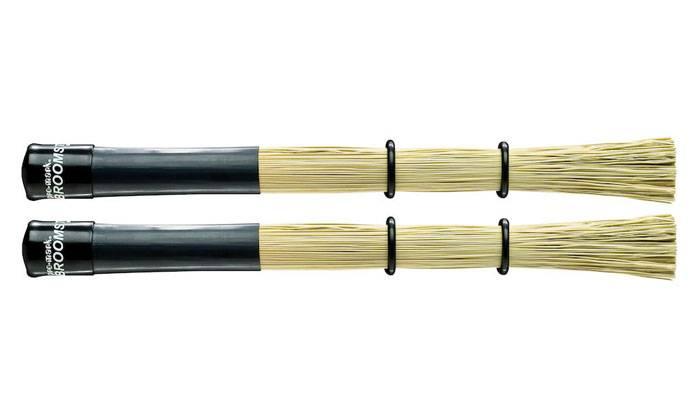 ESCOBILLA PROMARK BROOMSTICKS (hibrido entre rods y escobillas)