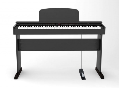 PIANO ELECTRICO RINGWAY POLIFONIA 64 NOTAS-16 VOCES-SUSTAIN-COLOR ROSEWOOD