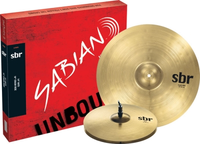 SET SABIAN SBR TWO PACK INCLUYE HIHAT 14